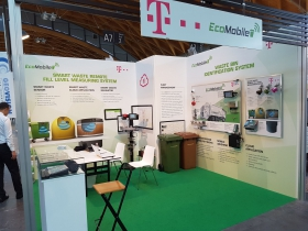 EcoMobile presented its solutions on EcoMondo