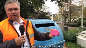 NBIoT senzori u Bonnu