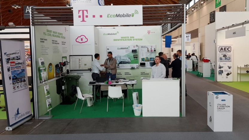 EcoMobile at the EcoMondo fair for the second time
