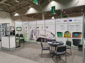 EcoMobile na sajmu Waste & Recycling and the Municipal Equipment Expo u Torontu
