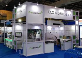 EcoMobile at IFAT Africa in Mumbai