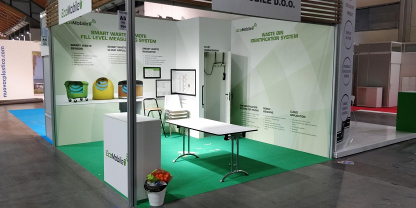 Visit us at the Eco Mondo in Rimini